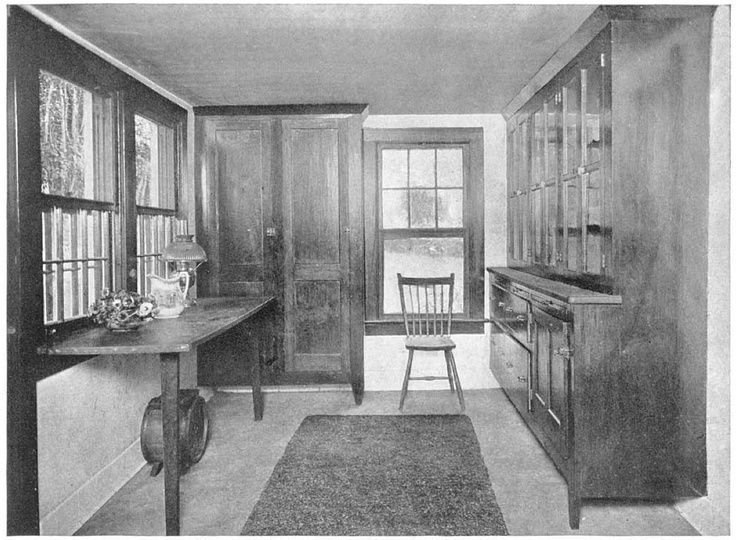 1900 Kitchen Kitchen From 1915 Craftsman Magazine Early 1900s Kitchens Kitchens