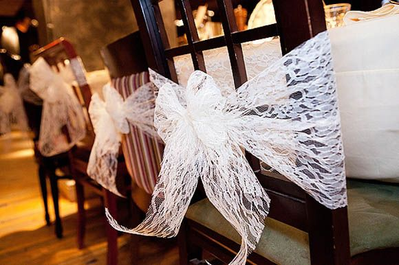 wedding chair covers newcastle upon tyne round wooden top 25+ best bows ideas on pinterest   decorations, ...