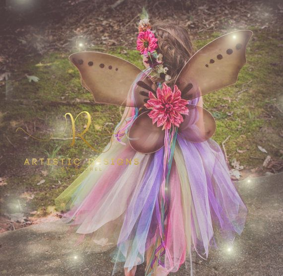 25 Best Ideas About Toddler Fairy Costume On Pinterest Baby