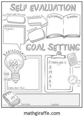 25+ best ideas about Student goal settings on Pinterest