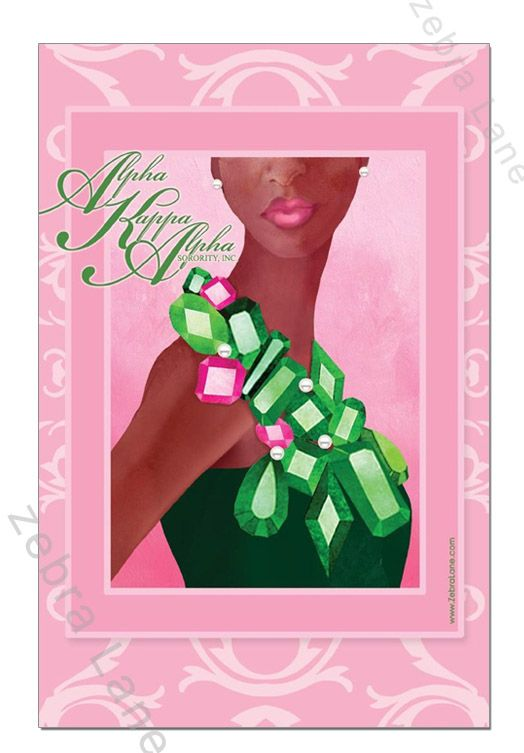 27 Best Images About Alpha Kappa Alpha On Pinterest