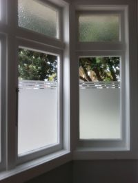 25+ best ideas about Frosted Window on Pinterest