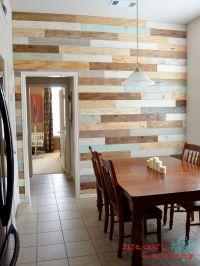 Best 20+ Pallet Wall Bathroom ideas on Pinterest | Plank ...