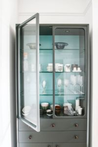 1000+ ideas about Turquoise Kitchen Cabinets on Pinterest ...