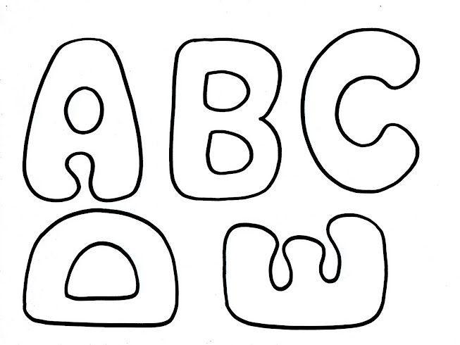 17 Best images about letras para decorar on Pinterest