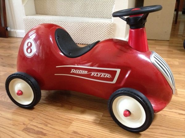 Flyer Pedal Scoot Radio
