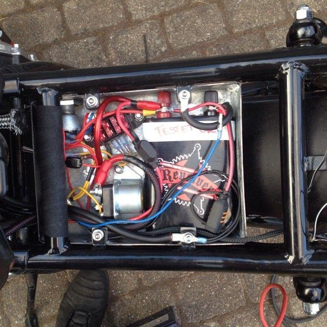 kz1000 wiring diagram 96 nissan maxima stereo #shareig complete new harness done and testet. #garagebuilt #kawasaki #brat #caferacer # ...