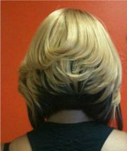 two tone - dark brown with blonde