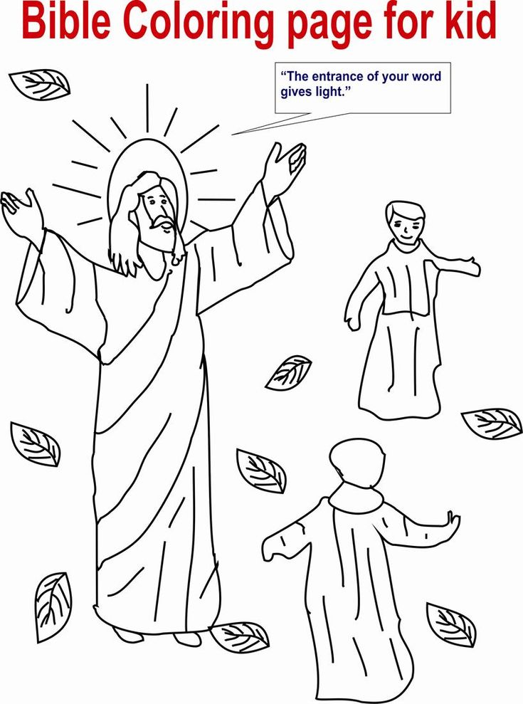 Preachers Colouring Pages Sketch Coloring Page