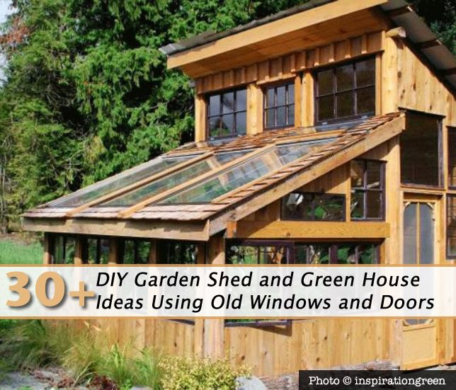 Sheds A Collection Of Other Ideas To Try Green Roofs Homemade