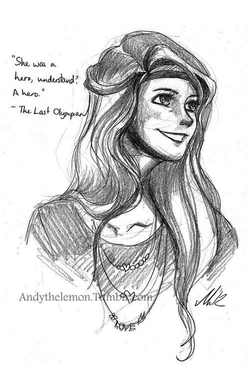 Silena... Daughter of Aphrodite--- The last Olympian