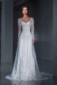 25+ best ideas about Sleeve Wedding Dresses on Pinterest ...
