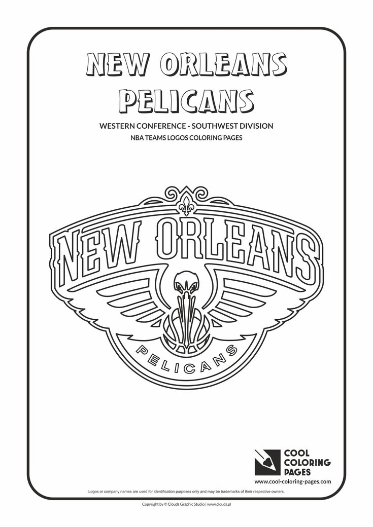 32 best images about NBA Teams Logos Coloring Pages on