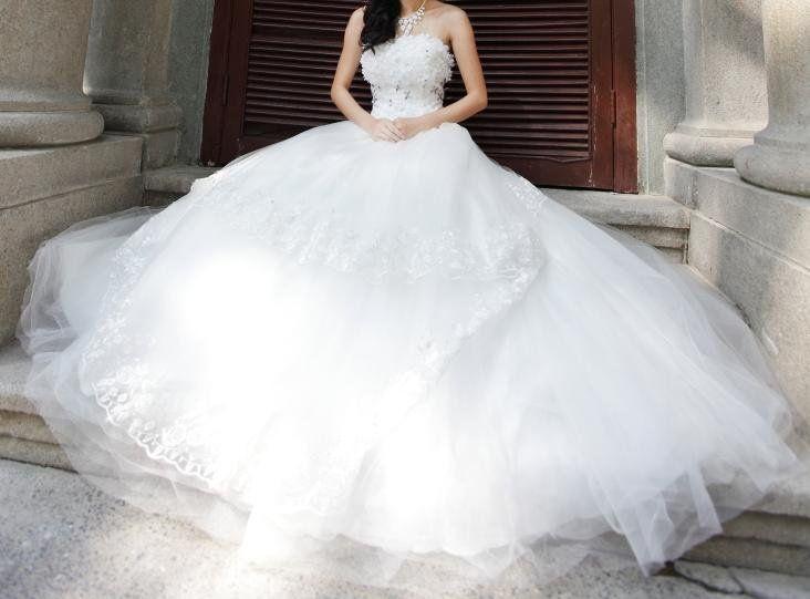 42 Best Images About Big Wedding Dress On Pinterest