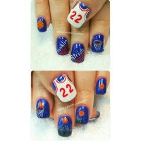 17 Best ideas about Basketball Nails on Pinterest ...