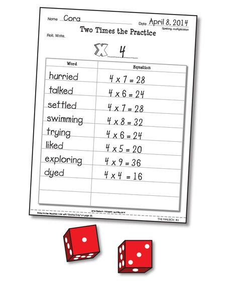 25+ best ideas about Spelling practice on Pinterest