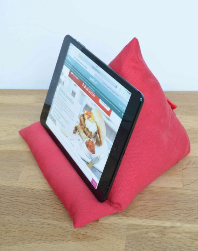 Diy ipad stand tablet stand reading and ipad stand