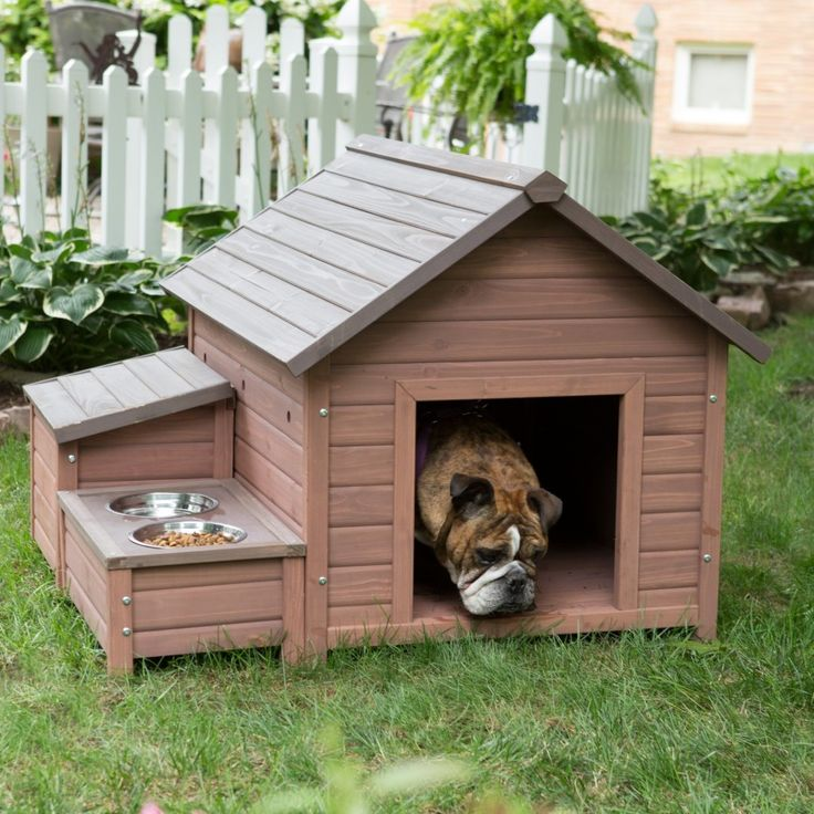 1000 ideas about Small Dog House on Pinterest  Outdoor dog houses Dog backyard and Dog houses