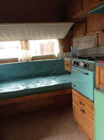 1000 images about Vintage Trailer on Pinterest