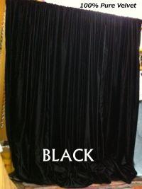 1000+ ideas about Velvet Curtains on Pinterest   Silk ...