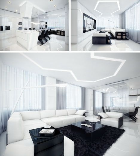 25 Best Ideas About Futuristic Interior On Pinterest Futuristic