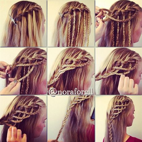 Best 25 Leichte Frisuren Ideas On Pinterest