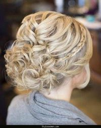 17 Best ideas about Curly Hairstyles For Prom on Pinterest ...