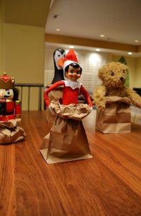 1000+ Christmas Ideas 2013 on Pinterest | Elf ideas, Elf ...