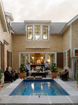 Coastal Living  Allison Ramsey Architects Holiday House