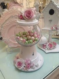 17 Best ideas about Shabby Chic Birdhouse on Pinterest ...