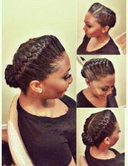 goddess braids