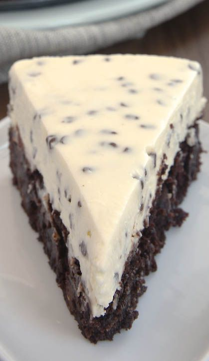 Sometimes you want two desserts. We've all been there. You're asked if you'd like the brownies or the cheesecake. And it