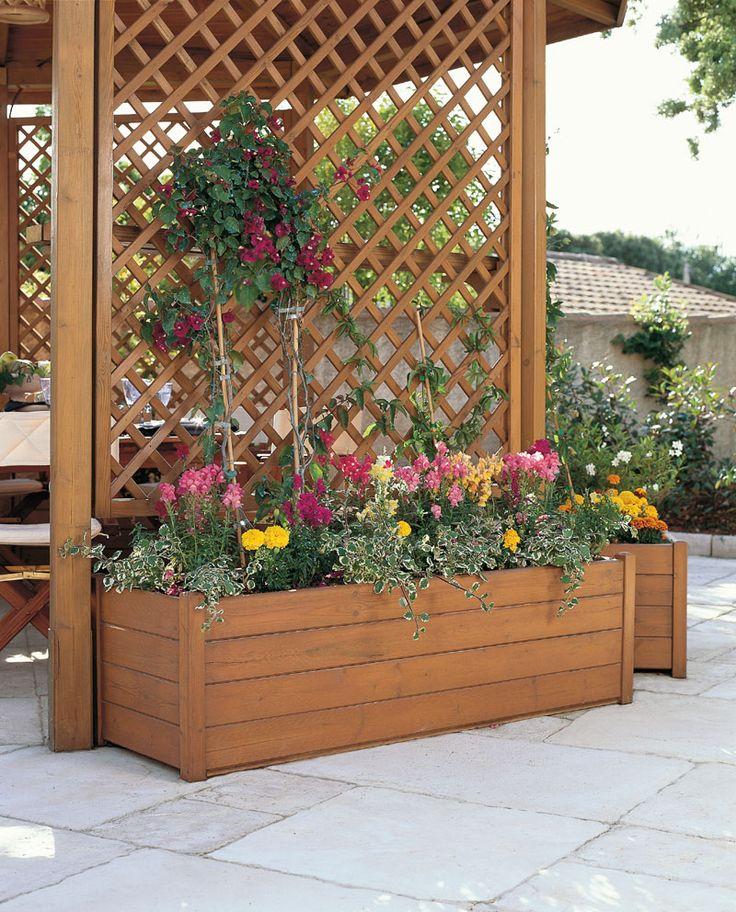 17 Best Ideas About Garden Privacy On Pinterest Privacy Trellis