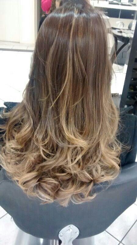Cabelos Loiros Adoro Ombre Hair Pinterest Ombre Hair