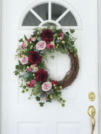 1000+ ideas about Summer Door Wreaths on Pinterest | Front ...
