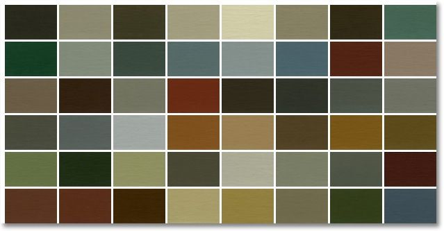 Sherwin Williams exterior stain chart Woodscapes  Farrow