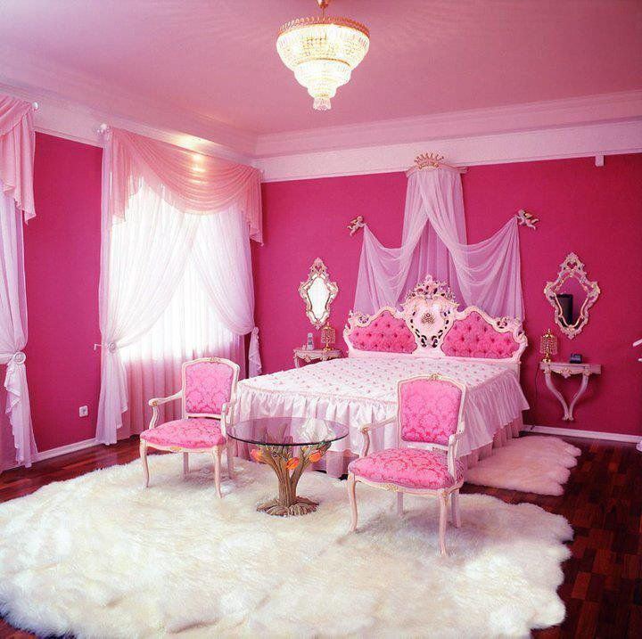 25 best ideas about Hot pink room on Pinterest  Hot pink
