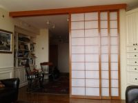 25+ best ideas about Sliding Door Room Dividers on ...