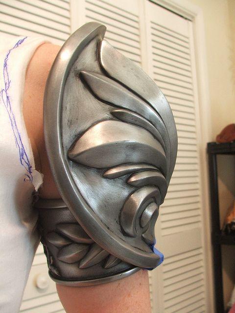 Best 25 Shoulder Armor Ideas Only On Pinterest Pauldron