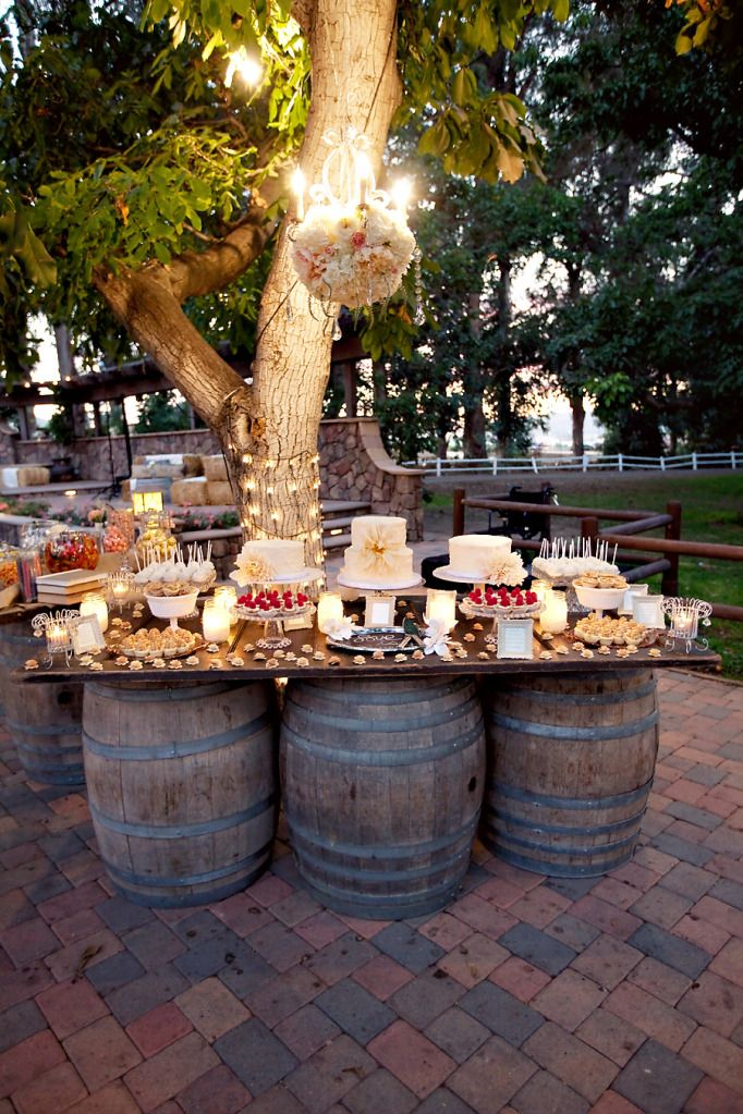 492 Best Images About Party Bars & Buffet Ideas On Pinterest
