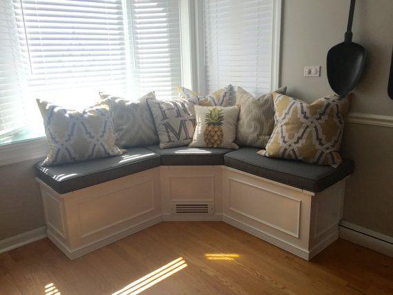 kitchen banquette furniture memory foam mat 25+ best ideas about corner bench on pinterest | ...