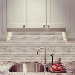 Wood Kitchen Counters The Honest Home Depot: Modamo - Polished Random Strip Wooden White ...