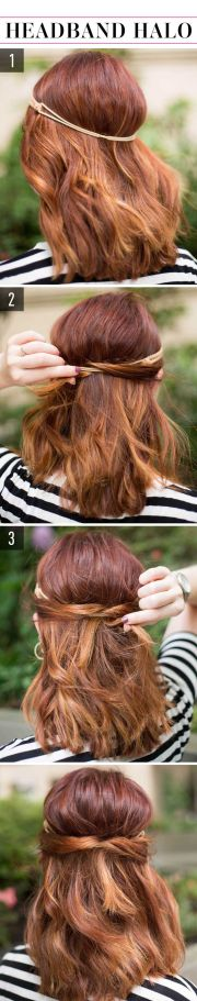 1000 ideas easy lazy hairstyles