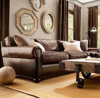 25+ best ideas about Leather sofas on Pinterest | Tan sofa ...