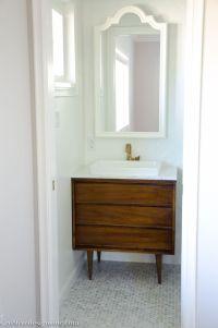 25+ best ideas about Mid century bathroom on Pinterest