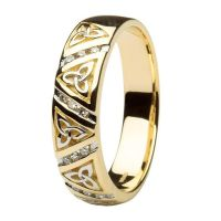 1000+ images about Celtic Wedding Rings on Pinterest