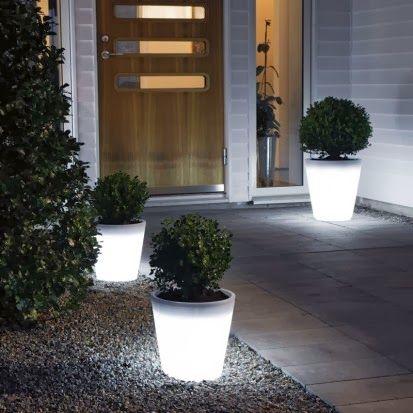 Best 25 Glow Pots Ideas On Pinterest Small Solar Lights Indoor