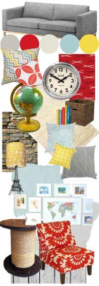 25+ best ideas about Aqua living rooms on Pinterest ...