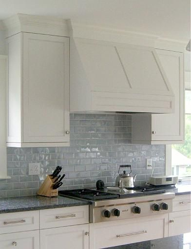 what to clean grease off kitchen cabinets benches for table waterworks grove brickworks backsplash tile in dirty ...