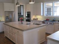 Best 25+ Concrete kitchen countertops ideas on Pinterest